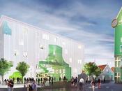 MVRDV gana concurso para centro cultural Zaanstad