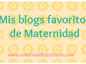 blogs favoritos Maternidad: 15-21 Junio 2015
