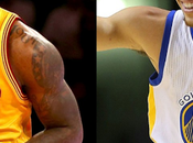 mejor Curry LeBron playoffs 2015