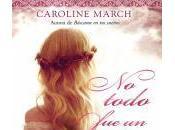 todo sueño Caroline March