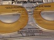"Mascarilla Ojos Colágeno ""Gold Powder"" PRISMA NATURAL"