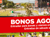 Horarios Bilbao Live 2015 (para quedan abonos)