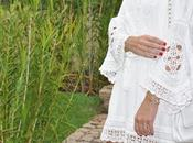 Street style inspiration;summer total white.-