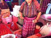 viaje Guatemala: mercado Sololá