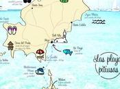 busca silencio: playas tranquilas Ibiza Formentera
