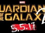 Confirmado título oficial para 'Guardianes Galaxia
