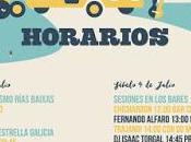 Horarios Festival Norte 2015