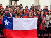 Bachelet despidió Roja Toronto 2015