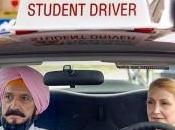 Aprendiendo conducir