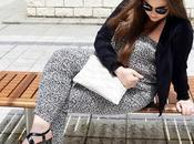Outfit Mono Leopardo Leopard Print Jumpsuit