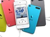 iPod nuevos colores podría lanzado breve Apple