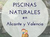 lugares para darte baño interior Alicante Valencia.