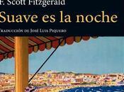"""Suave noche"" Scott Fitzgerald: obra imprescindible ""Letras vena"""