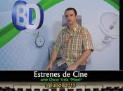 "Comarcal: Estrenes Cine, Oscar Vela ""Mastí"" 02/07/2015"