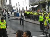 Protestas ecuatorianas mundo paralelo