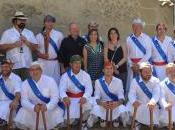 FOLK SEGOVIA 2015: Danzantes Lezuza (Albacete)