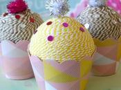 Como hacer Cupcakes decorativos cuerda pelotas tergopor [DIY]