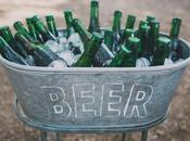 ¡Pon Beer Bath boda!