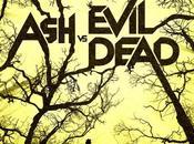 Teaser tráiler, imágenes afiche serie #AshVsEvilDead