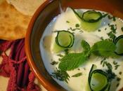 Djadjik crema yogurt pepino