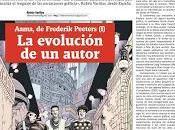 Aama, Frederik Peeters (I). evolución autor, para Color