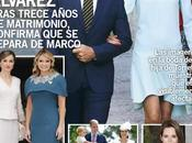 Nieves Álvarez, reina Letizia, Kate Middleton, Helen Lindes Amelia Bono, revista 'Love' esta semana