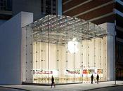 Apple diseñar embalajes terceros Store