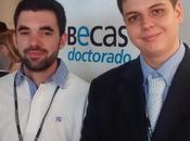 "cuatro estudiantes doctorado Caixa""- Severo Ochoa ICMAT reciben diplomas"