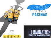 «Los Minion» película Illumination Entertainment