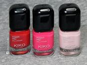 KIKO MILANO POWER opinión swatches