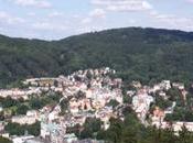 Karlovy Vary, República Checa. aire libre.
