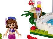 Nuevos sets Lego Friends pensados para verano