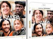 """Samba"", ERIC TOLEDANO OLIVIER NAKACHE, BLU-RAY DVD"