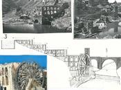Ingenios artificios hidráulicos para suministro agua Toledo