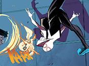 SDCC: nuevo enemigo 'Spider-Gwen' viejo conocido