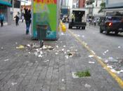 recreo campaña concientizacion dirigida ciudadania transita diariamente sector chacaito