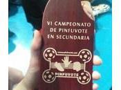 Galileo Galilei recibe premio campeonato provincial Pinfuvote Secundaria