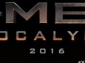 """Logo oficial """"x-men: apocalipsis"""""""