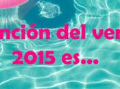 canción verano 2015 es...