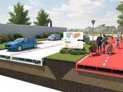 Construirán carreteras botellas plástico ciudad Holanda