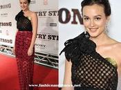 Leighton Meester vestido crochet Marc Jacobs. gusta disgusta?