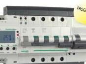 Overcheck: Protección contra sobretensiones control línea rearme automático