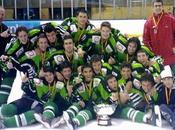 Hockey Hielo: Aramón Jaca Campeón Copa Príncipe 20.Venció final Barcelona goles