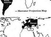 Eurocentrismo comienza mapas