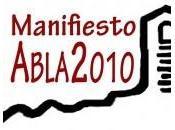 Manifiesto Abla- 2010. Hacia sanidad participativa.
