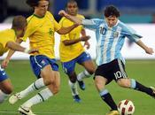 genialidad Messi posibilitó triunfo argentino sobre Brasil