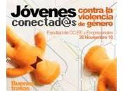 Jornadas Jóvenes contra violencia género Cádiz: noviembre 2010.