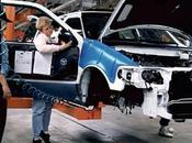 Cadena montaje vehículos