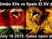 Duelo leones nairobi