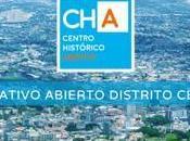 Centro Histórico Abierto ecosistema urbano lanzando proceso participativo Honduras